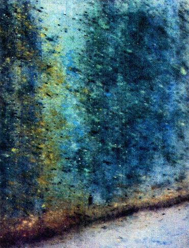 Gabrielle Bellocq La foret bleue 1983 Pr