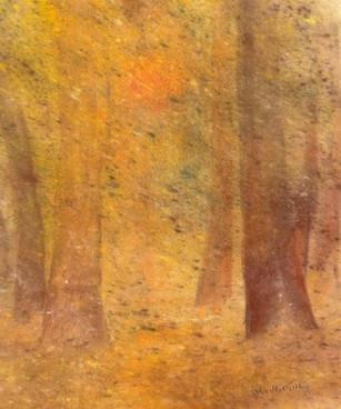 1984 Forêt d'automne