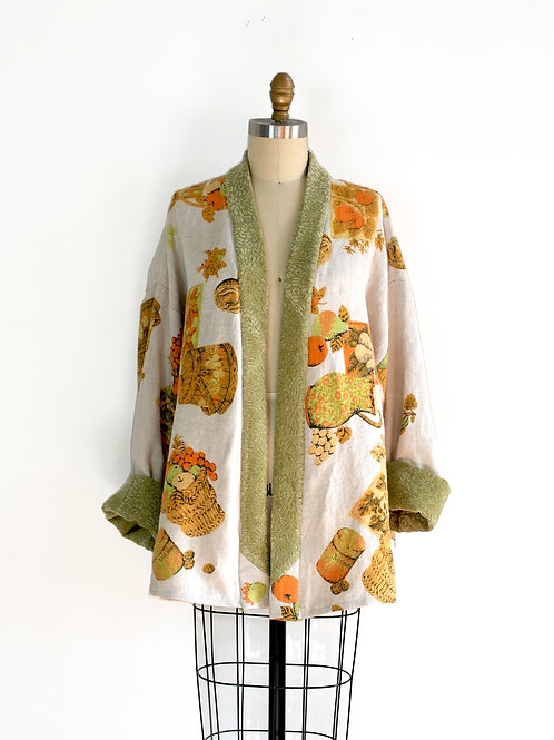 Kitschy Linen S-L Duster