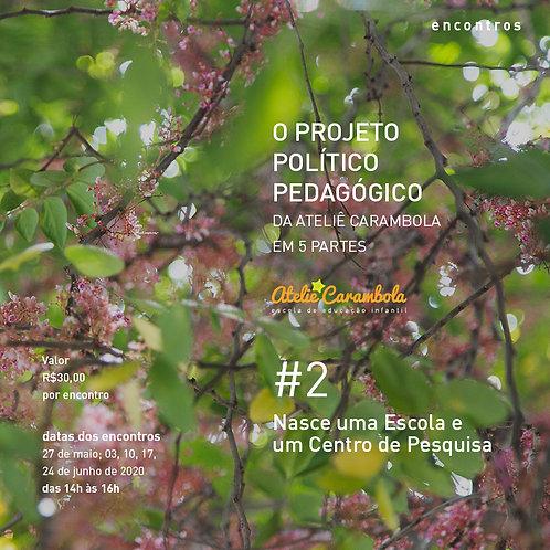 encontros: O Projeto Político Pedagógico da Ateliê Carambola #2