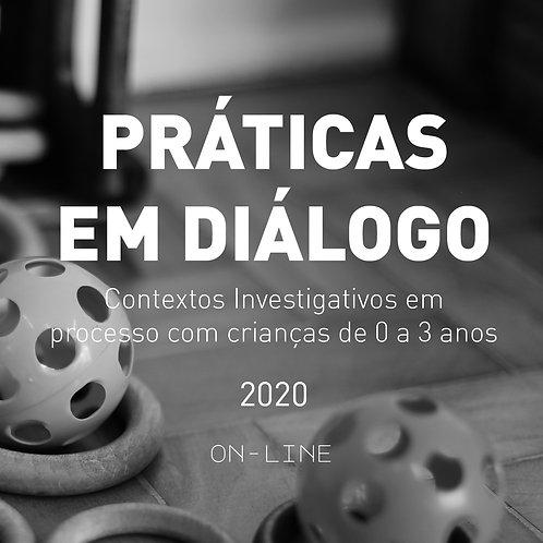 Práticas em diálogo - 0 a 3 anos [set-out]