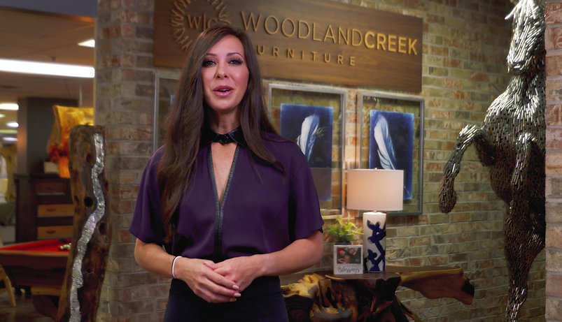 Discover what makes Woodland Creek Furniture a must see!
