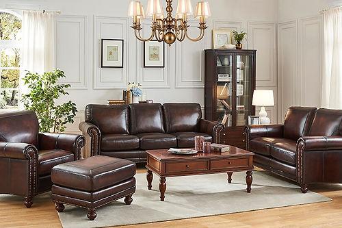 Hampton 7160 Set - Leather Italia Add 4.
