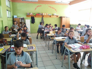 Primer día de clases