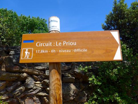 Le Priou Pierrerue: reconnaissance