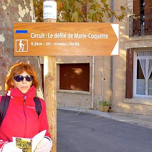 Défilé de Marie Coquette