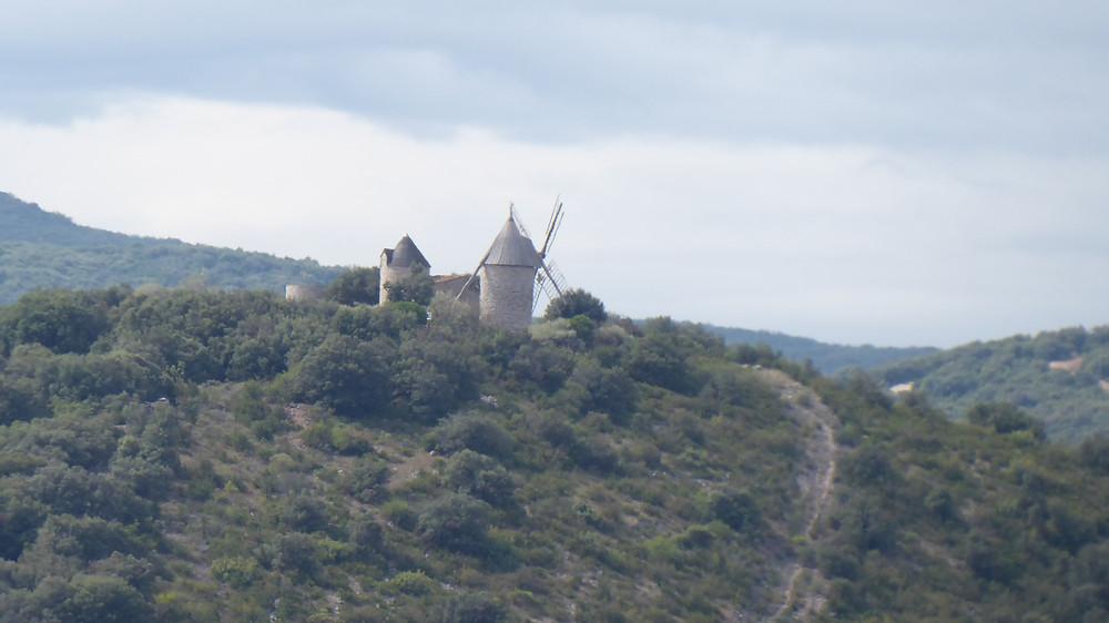 les trois moulins