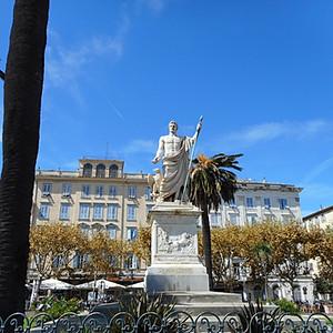 Bastia Miomo Touristes