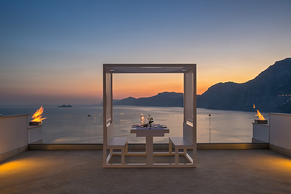 This could be your dinner and your view. Life is short. Live an extraordinary life.