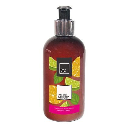 Lime, Mandarin & Basil Hand Wash