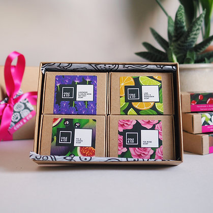 The Make Your Own Soap Gift Set