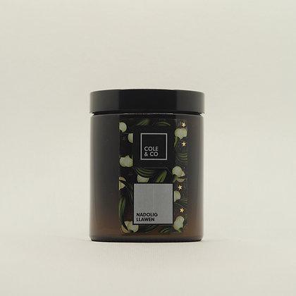 Nadolig Llawen Candle in a Jar