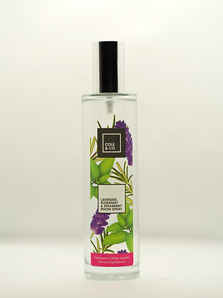 Lavender, Rosemary & Spearmint Room Spray