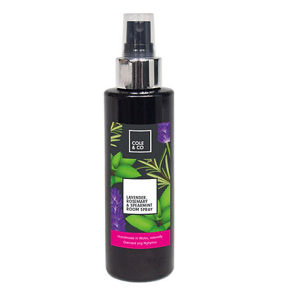 Lavender, Rosemary & Spearmint Room Spray