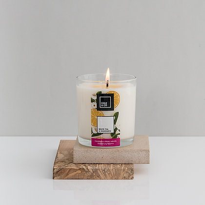 White Tea & Mandarin Candle
