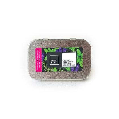 Lavender, Rosemary & Spearmint Shampoo Bar