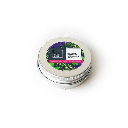 Lavender, Rosemary & Spearmint Travel Balm
