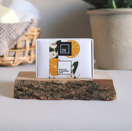 White Tea & Mandarin Soap