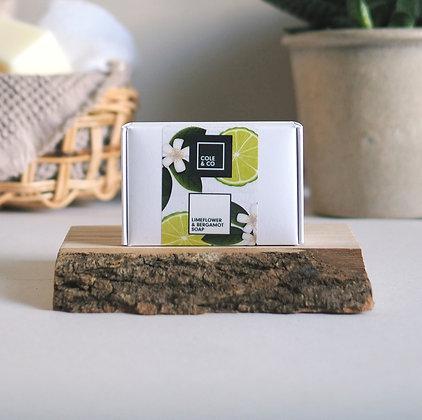 Lime Flower & Bergamot Soap
