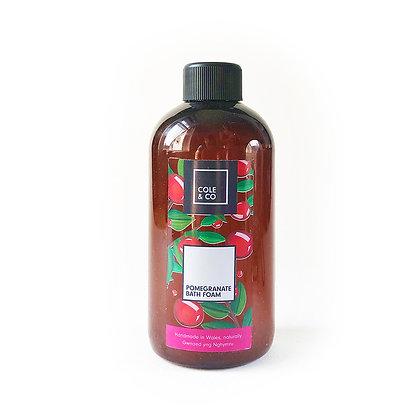 Pomegranate Bath Foam