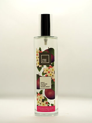 Apple Blossom & Plum Room Spray