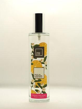 White Tea & Mandarin Room Spray