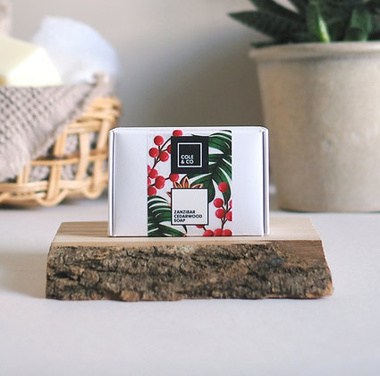 Zanzibar Cedarwood Soap