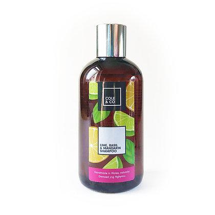 Lime, Basil & Mandarin Shampoo