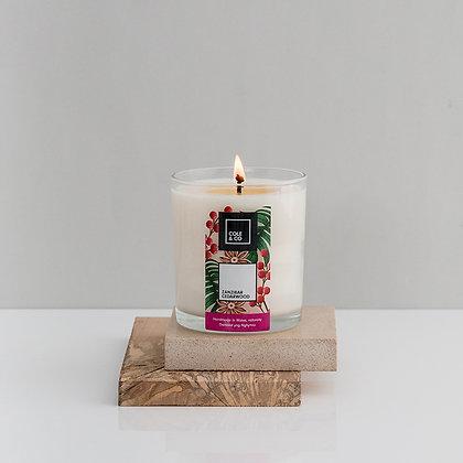 Zanzibar Cedarwood Candle