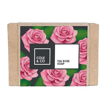 Tea Rose Soap