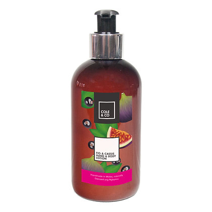 Fig & Cassis Hand & Body Lotion