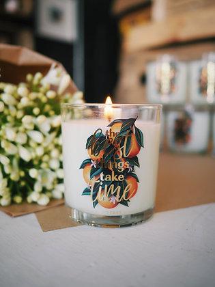 Birthday Neroli Candle