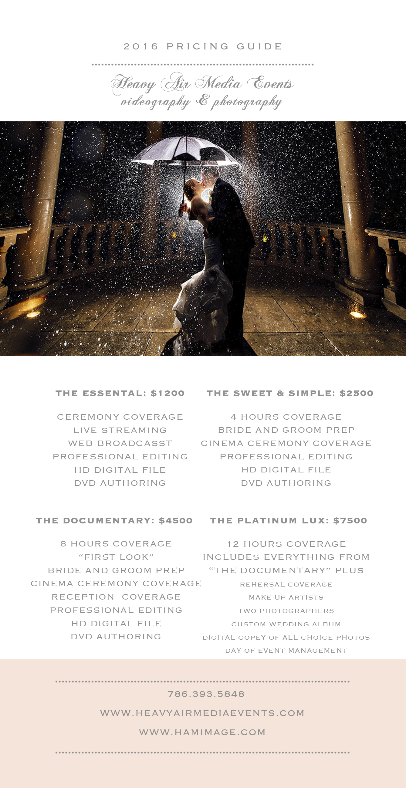 HAM Media Group - Emmy Award Winning Producer