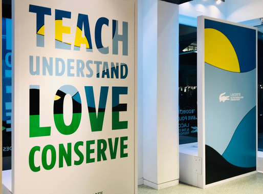 TEACH – UNDERSTAND – LOVE – CONSERVE