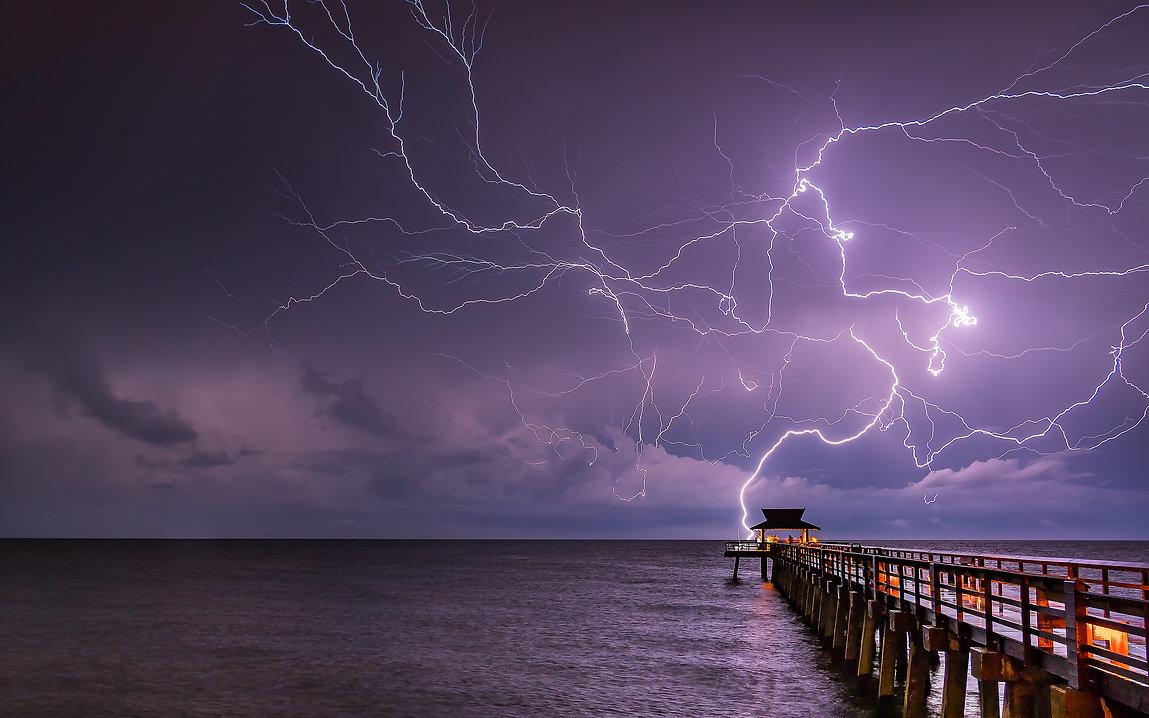 """Storm killing"" lightning bolt over the"