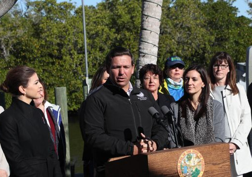 Statement of Everglades Foundation on Governor's Budget Proposal