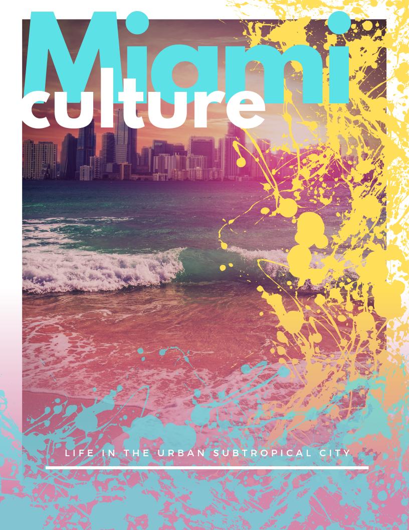 Miami Culture