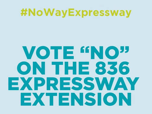 Statement from CEO Eric Eikenberg on the SR 836 Extension Vote