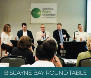 Everglades Foundation Sponsors Biscayne Bay Round Table
