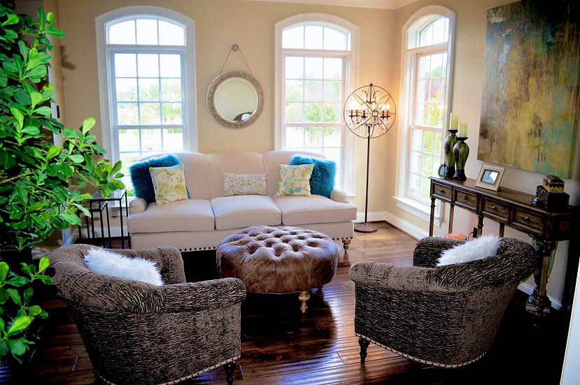 Decor and staging