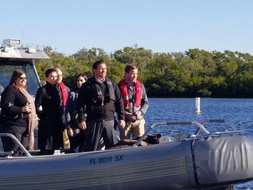 Everglades Foundation Reacts to DeSantis Environmental Agenda