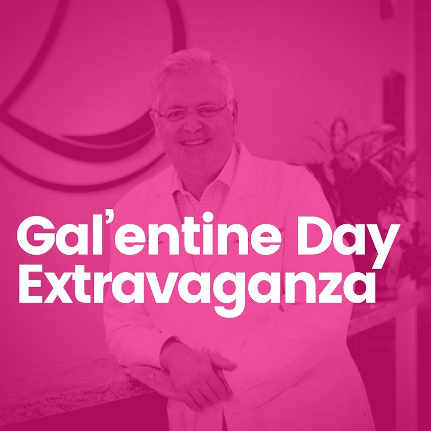 Gal'entine Day Extravaganza with Dr. David Lickstein