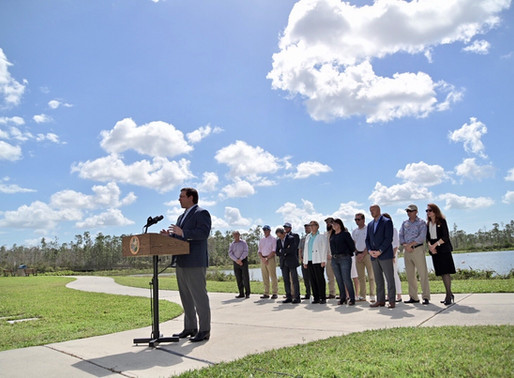 Everglades Foundation Applauds DeSantis SFWMD Appointments