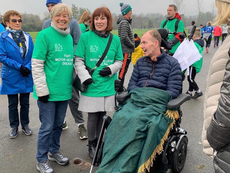 Thank You To All Participants of Walk in Marlay Park for Fr Tony!