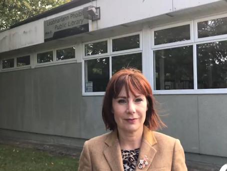 Funding Secured for Stillorgan Library!
