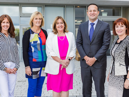 Visit of An Taoiseach to Stepaside Educate Together Secondary School