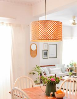 Mushroom Pendant Lamp