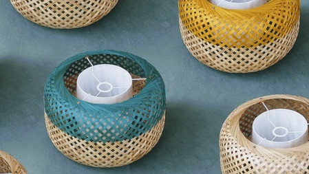 Sustainable Lamps to bring home this weekend