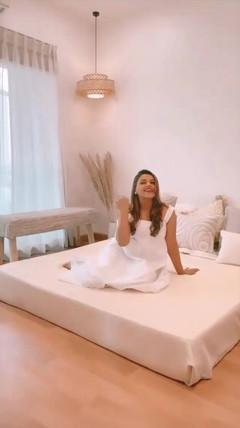 Mianzi with Celebs - Tina Kakkad Dhanak