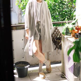 WlW Seersucker Robe Set